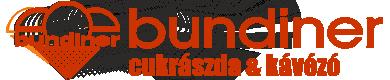 Bundiner Cukrászda és Kávézó logo
